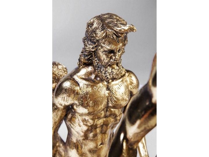 Figurka dekoracyjna Evolution 58x43 cm złota
