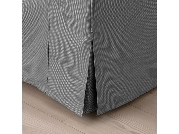 EKTORP Sofa 3-osobowa Stała konstrukcja Głębokość 49 cm Głębokość 88 cm Szerokość 218 cm Pomieszczenie Salon Rozkładanie