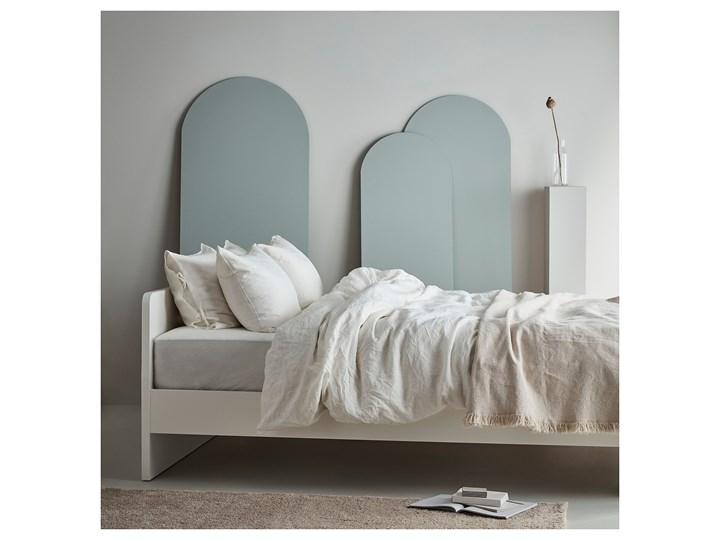 ASKVOLL Rama łóżka Łóżko drewniane Kolor Szary
