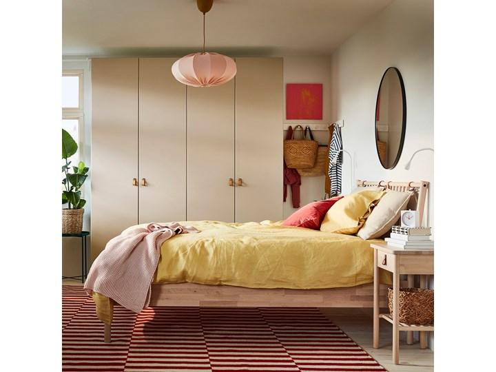 BJORKSNAS Rama łóżka Kategoria Łóżka do sypialni Kolor Beżowy