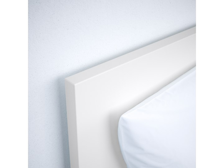 MALM Rama łóżka z 2 pojemnikami Rozmiar materaca 90x200 cm Kolor Biały