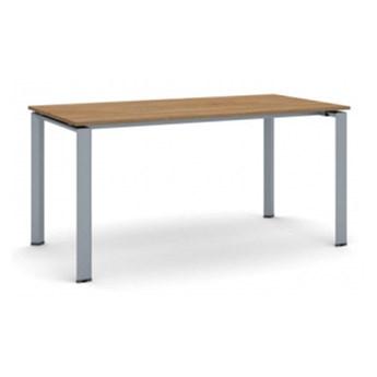Stół konferencyjny INFINITY 1600 x 800 x 750 mm, orzech