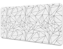 Mata na biurko Mata na biurko Proste trójkąty
