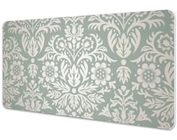 Duża podkładka ochronna na biurko Duża podkładka ochronna na biurko Kwiatowy wzór