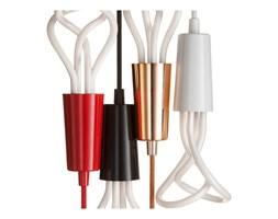 Lampa Plumen - Hulger kolorowe kable w oplocie różne kolory