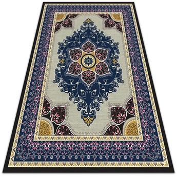 Piękny dywan zewnętrzny Orientalny turecki styl