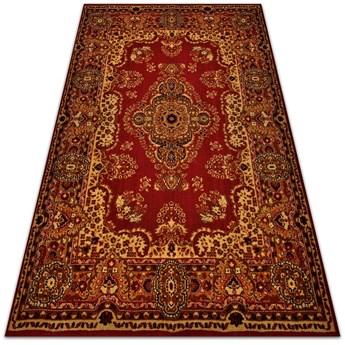 Nowoczesny dywan outdoor wzór Tekstura perska