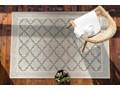 Dywan ogrodowy piękny wzór Marokański design Winyl 60x90 cm Prostokątny 80x120 cm Dywany Pomieszczenie Sypialnia Pomieszczenie Przedpokój