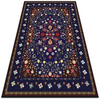 Tarasowy dywan zewnętrzny Piękne małe kwiaty