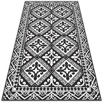 Tarasowy dywan zewnętrzny Geometryczne wzory