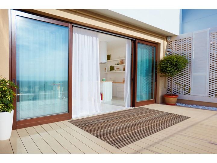 Dywan na taras do ogrodu na balkon Bambusowa mata Pomieszczenie Przedpokój 80x120 cm Winyl Prostokątny 60x90 cm Dywany Pomieszczenie Salon