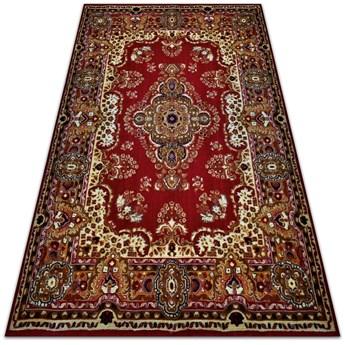 Piękny dywan ogrodowy Piękne detale perski design
