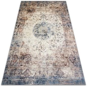 Modny uniwersalny dywan winylowy Perska geometria