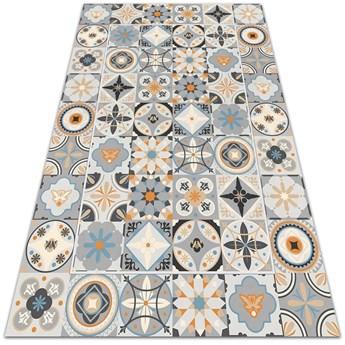 Uniwersalny dywan winylowy Hiszpańskie kafelki