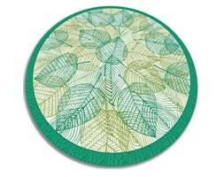 Wewnętrzny dywan winylowy Wewnętrzny dywan winylowy szkielet liści