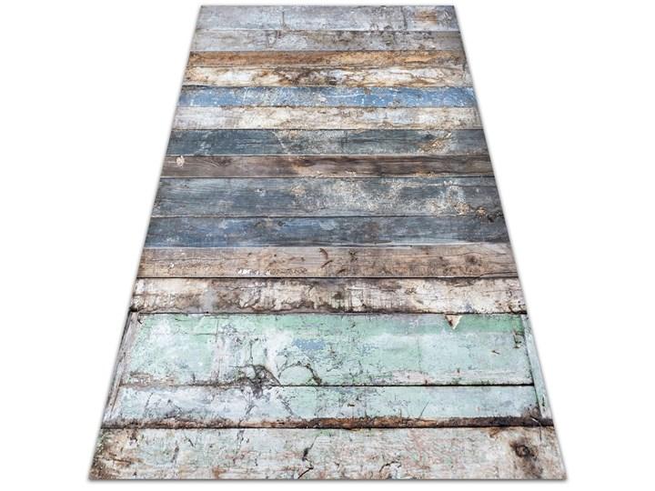 Wewnętrzny dywan winylowy Poziome deski Dywany Prostokątny 60x90 cm 80x120 cm Pomieszczenie Przedpokój Kategoria Dywany