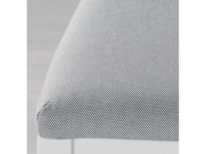 IKEA EKEDALEN / EKEDALEN Stół i 2 krzesła, biały/Orrsta jasnoszary, 80/120 cm Kategoria Stoły z krzesłami
