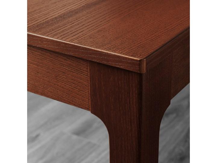 IKEA EKEDALEN / EKEDALEN Stół i 4 krzesła, brązowy/Orrsta jasnoszary, 120/180 cm Kategoria Stoły z krzesłami Pomieszczenie Salon