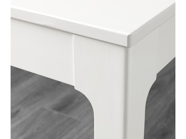 EKEDALEN Stół rozkładany Długość 120 cm  Szerokość 70 cm Wysokość 75 cm Długość 80 cm  Płyta MDF Styl Minimalistyczny Rozkładanie Rozkładane