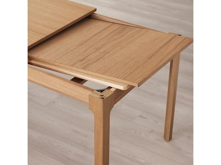 EKEDALEN Stół rozkładany Drewno Wysokość 75 cm Długość 80 cm  Styl Minimalistyczny Szerokość 70 cm Długość 120 cm  Pomieszczenie Stoły do jadalni
