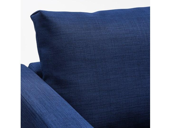 FRIHETEN Narożnik z funkcją spania Wysokość 66 cm Szerokość 140 cm W kształcie L Stała konstrukcja Materiał obicia Tkanina