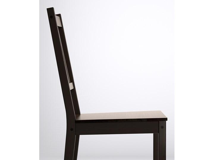 IKEA GAMLARED / STEFAN Stół i 2 krzesła, bejca jasna patyna/brązowoczarny, 85 cm Kategoria Stoły z krzesłami