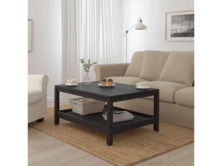 HAVSTA Stolik kawowy Kolor Brązowy Drewno Wysokość 48 cm Rozmiar blatu 75x100 cm
