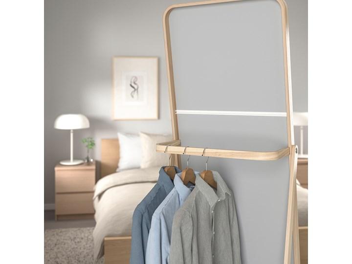 IKORNNES Lustro stojące Pomieszczenie Garderoba Lustro z ramą Prostokątne Pomieszczenie Przedpokój