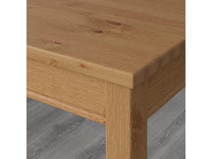JOKKMOKK Stół i 4 krzesła Kolor Brązowy