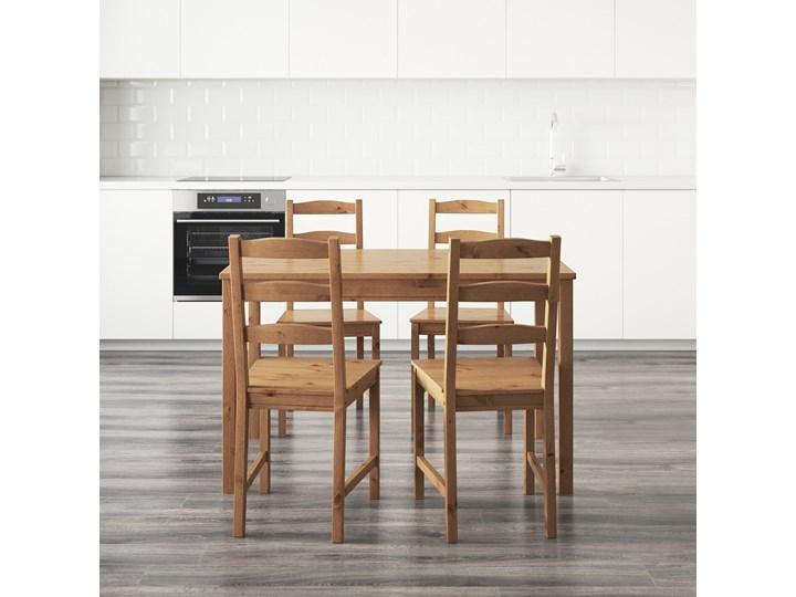 JOKKMOKK Stół i 4 krzesła Pomieszczenie Jadalnia Kolor Brązowy