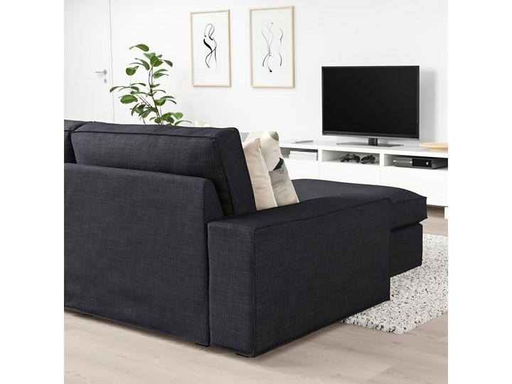 IKEA KIVIK Sofa narożna 5-osobowa, z szezlongiem/Hillared antracyt, Głębokość szezlonga: 163 cm Liczba miejsc Pięcioosobowy i więcej Kategoria Narożniki