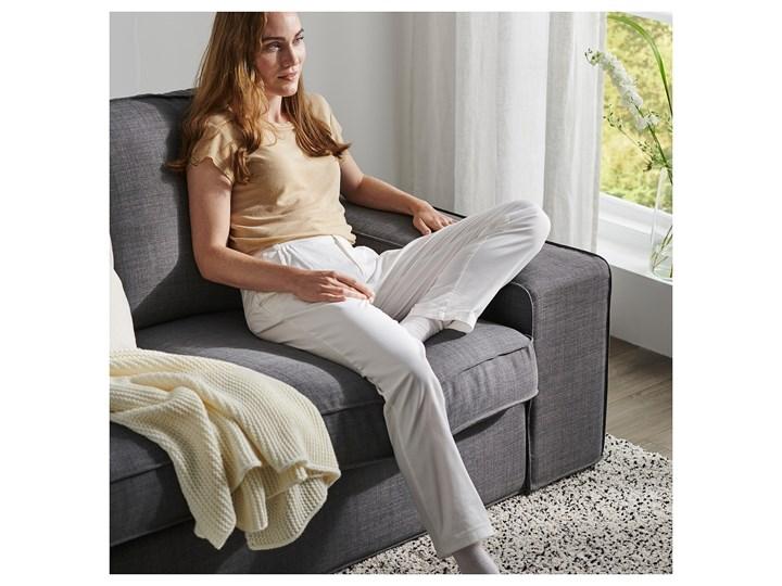 IKEA KIVIK Sofa narożna 5-osobowa, z szezlongiem/Hillared antracyt, Głębokość szezlonga: 163 cm Kolor Czarny Kategoria Narożniki