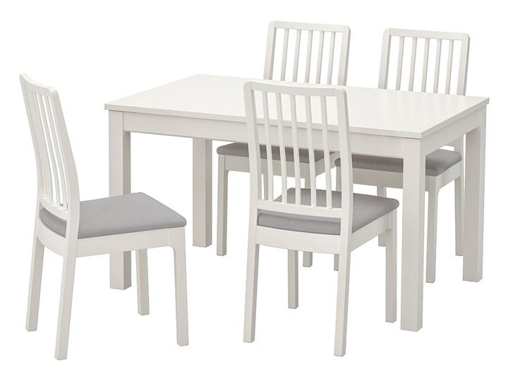 LANEBERG / EKEDALEN Stół i 4 krzesła Pomieszczenie Jadalnia