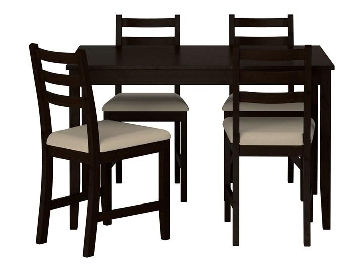 LERHAMN Stół i 4 krzesła Kategoria Stoły z krzesłami Pomieszczenie Jadalnia