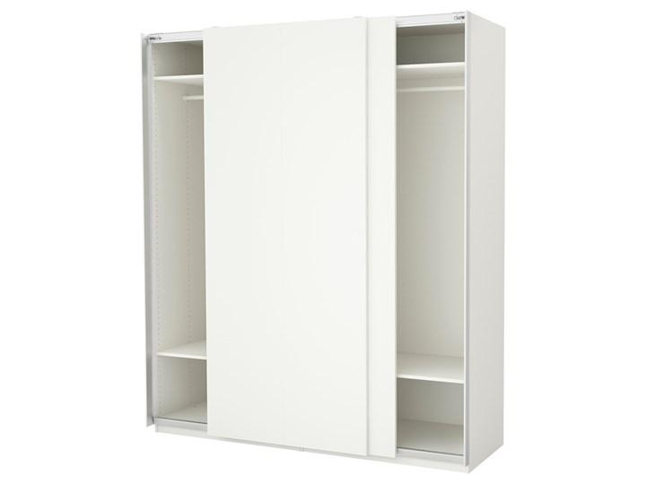 PAX Szafa Wysokość 236,4 cm Głębokość 66 cm Szerokość 200 cm Rodzaj drzwi Przesuwne