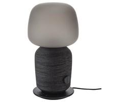IKEA SYMFONISK Lampa stołowa z głośnikiem wi-fi, czarny