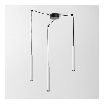 Lampa wisząca PET next mini LED spider zwieszany Aqform 59821-M930-S1-00-46 59821-M940-S1-00-12, Temperatura barwowa: 4000K, Warianty oprawy: Czarny s