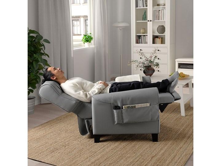 MUREN Fotel rozkładany Głębokość 94 cm Głębokość 54 cm Kolor Szary Szerokość 85 cm Wysokość 97 cm Wysokość 45 cm Kategoria Fotele do salonu