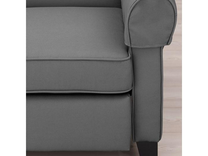 MUREN Fotel rozkładany Wysokość 97 cm Głębokość 94 cm Szerokość 85 cm Wysokość 45 cm Głębokość 54 cm Kolor Szary
