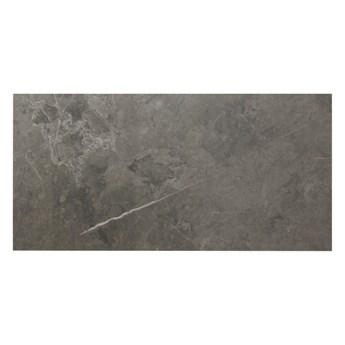 Płytka podłogowa Ultimate Marble Colours 37,5 x 75 cm szara polerowana 0,83 m2