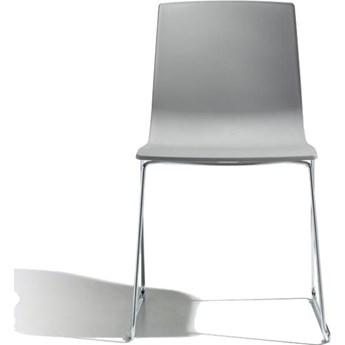 Krzesło Alice 53x80 cm szare