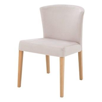 Krzesło DINA    BEŻ_BRĄZ   Salony Agata