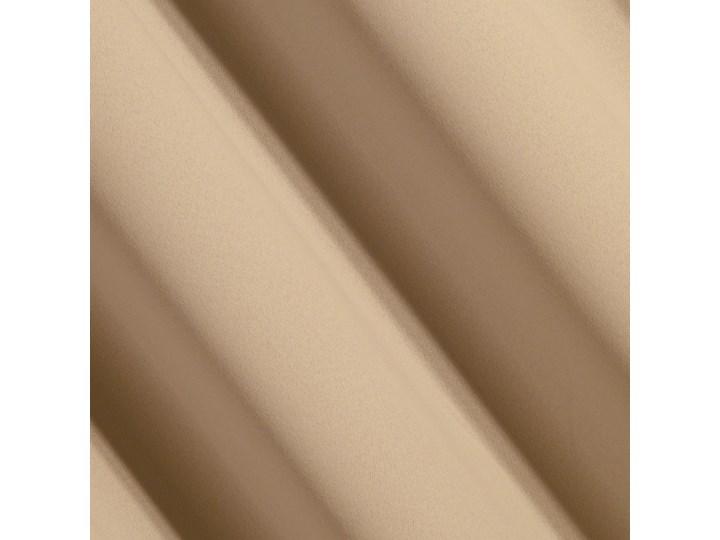 Zasłona zaciemniająca BLACKOUT gładka, półmatowa 135 X 270 cm - Eurofirany.com.pl Poliester Mocowanie Taśma 135x270 cm Wzór Gładkie