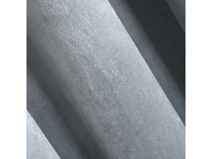 DESIGN 91 Zasłona ROSA z jednokolorowego miękkiego welwetu  140 X 270 cm - Eurofirany.com.pl 135x270 cm Poliester 140x270 cm Zasłona zaciemniająca Typ Zasłony gotowe