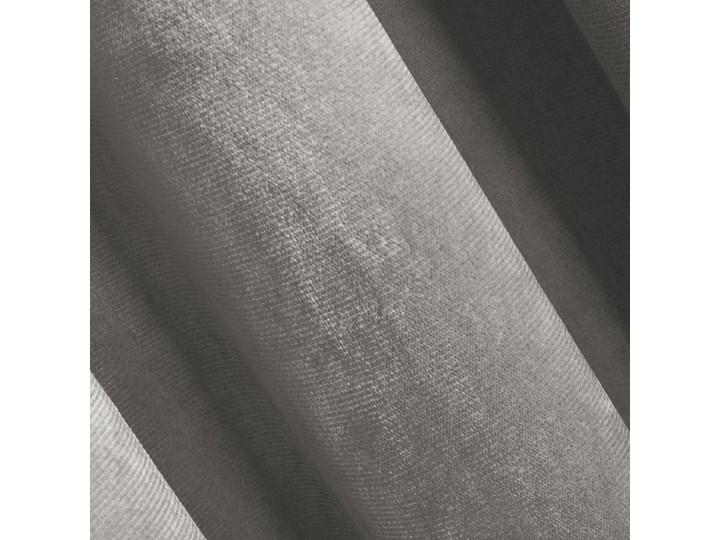 DESIGN 91 Zasłona ROSA z jednokolorowego miękkiego welwetu 140 X 270 cm - Eurofirany.com.pl 135x270 cm Poliester 140x270 cm Mocowanie Taśma
