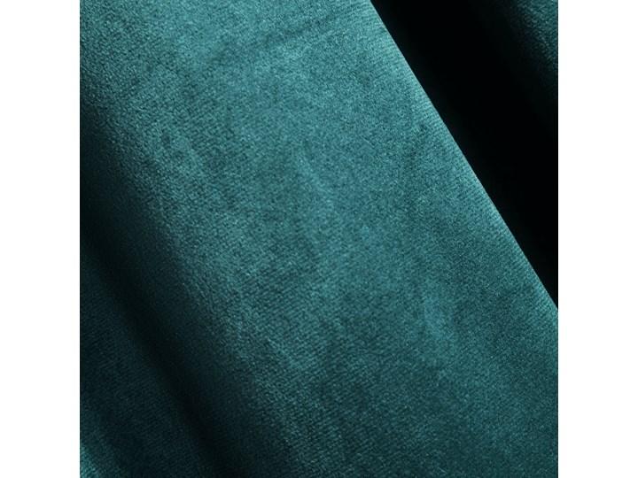 DESIGN 91 Zasłona ROSA z jednokolorowego miękkiego welwetu  140 X 270 cm - Eurofirany.com.pl 135x270 cm Poliester 140x270 cm Mocowanie Tunel