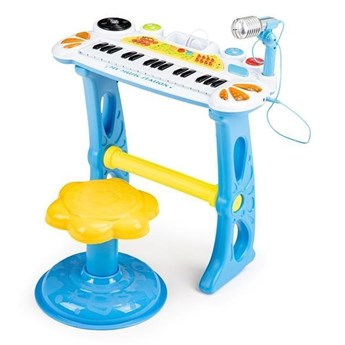 Keyboard organki z mikrofonem mp3 Multistore