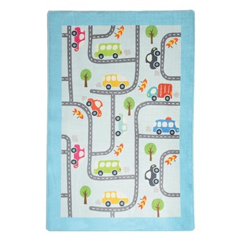 Dywan dla dzieci Baby Cars, 140x190 cm