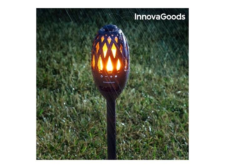 Lampa LED z głośnikiem Bluetooth InnovaGoods Lampa stojąca Kategoria Lampy ogrodowe Kolor