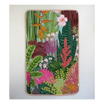 Ręcznik Madre Selva Palm Town, 150x90 cm
